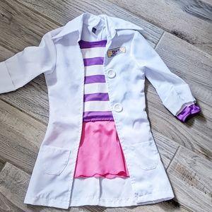 Disney Doc McStuffins costume small (4/5)